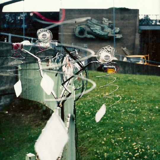 Fence Keeper, 1991 - detail #1