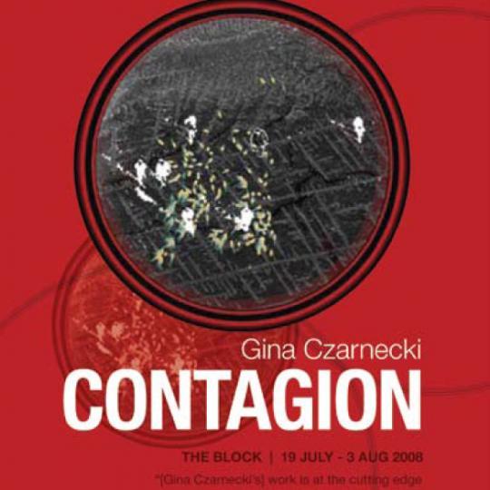 Gina Czarnecki, contagion, 2008, still from video