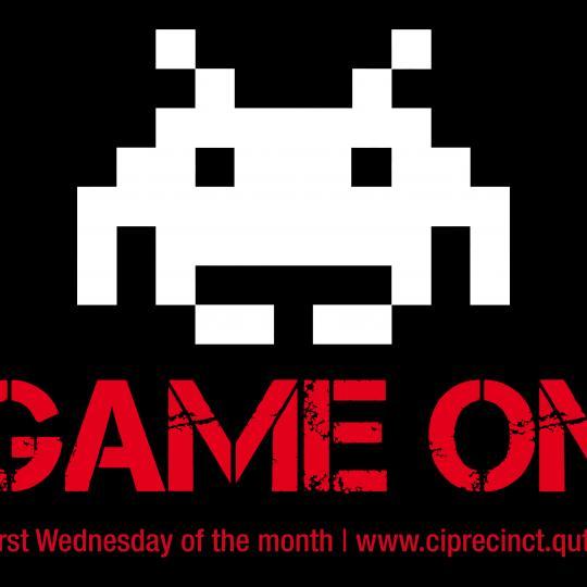 Game On 2011 logo