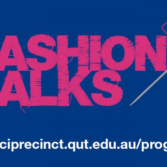 Fashion talks logo, 2010
